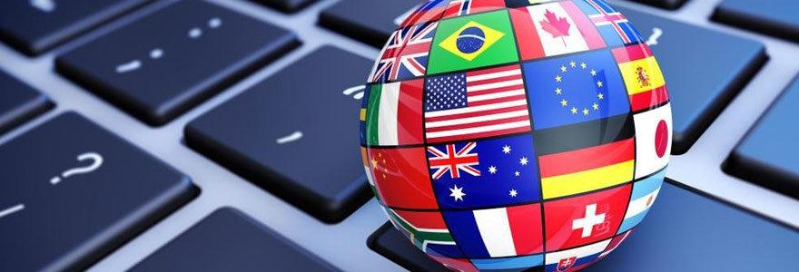 Traduction commerce international